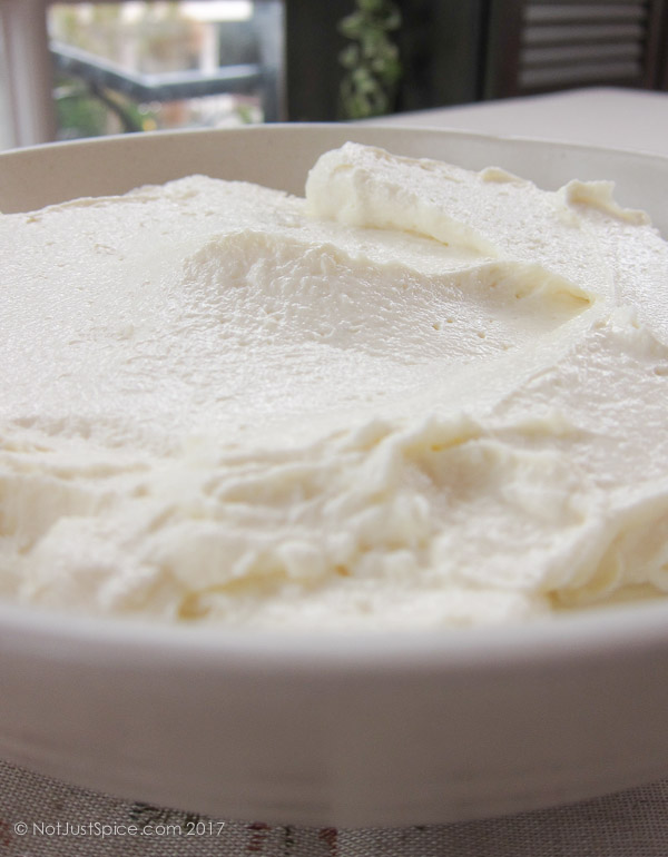 How To Make Your Own Instant Cream Cheese on notjustspice.com